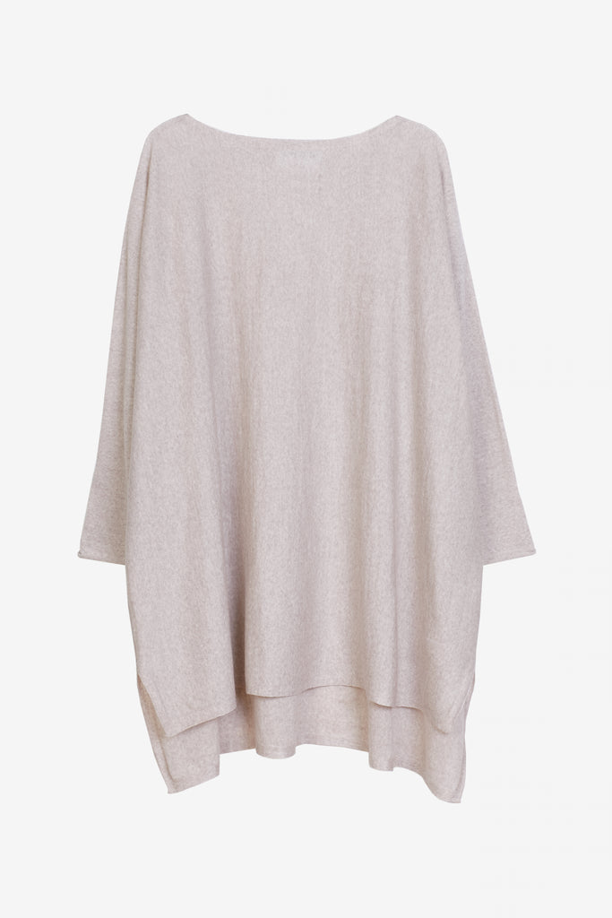 Eelia tunic in beige