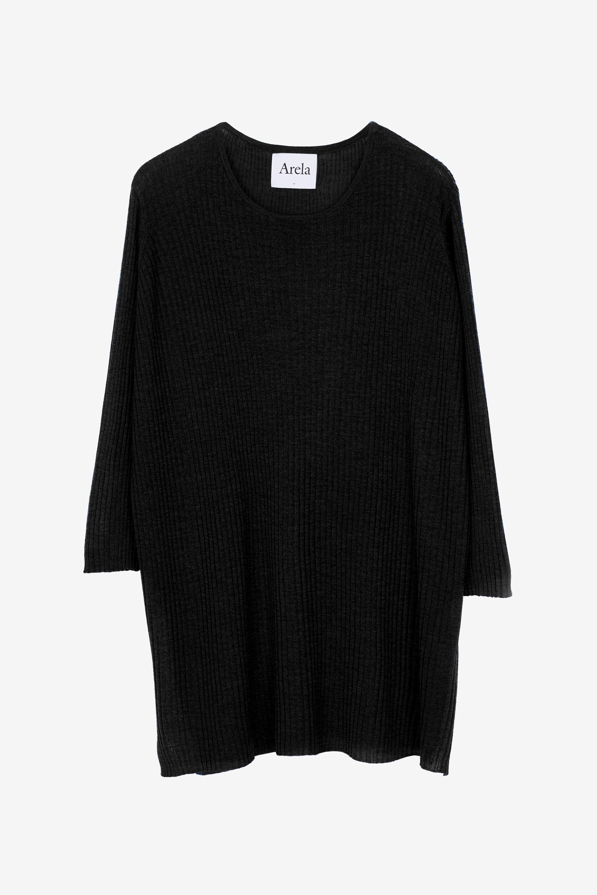 Leslie tunic in black
