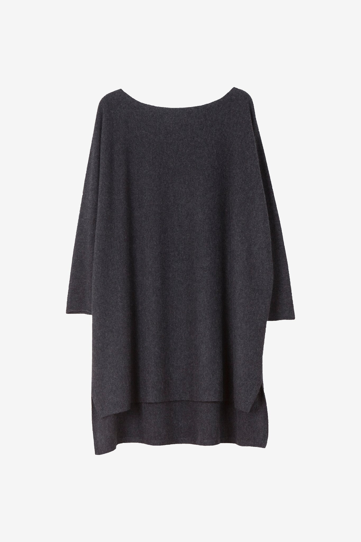 Eelia tunic in dark grey