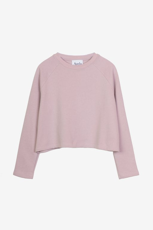 Atla sweatshirt in rose