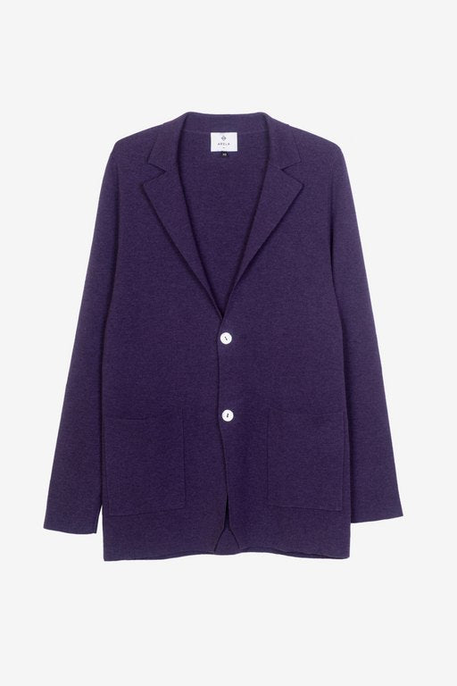 For Good: Lilac Cardigan, size XL