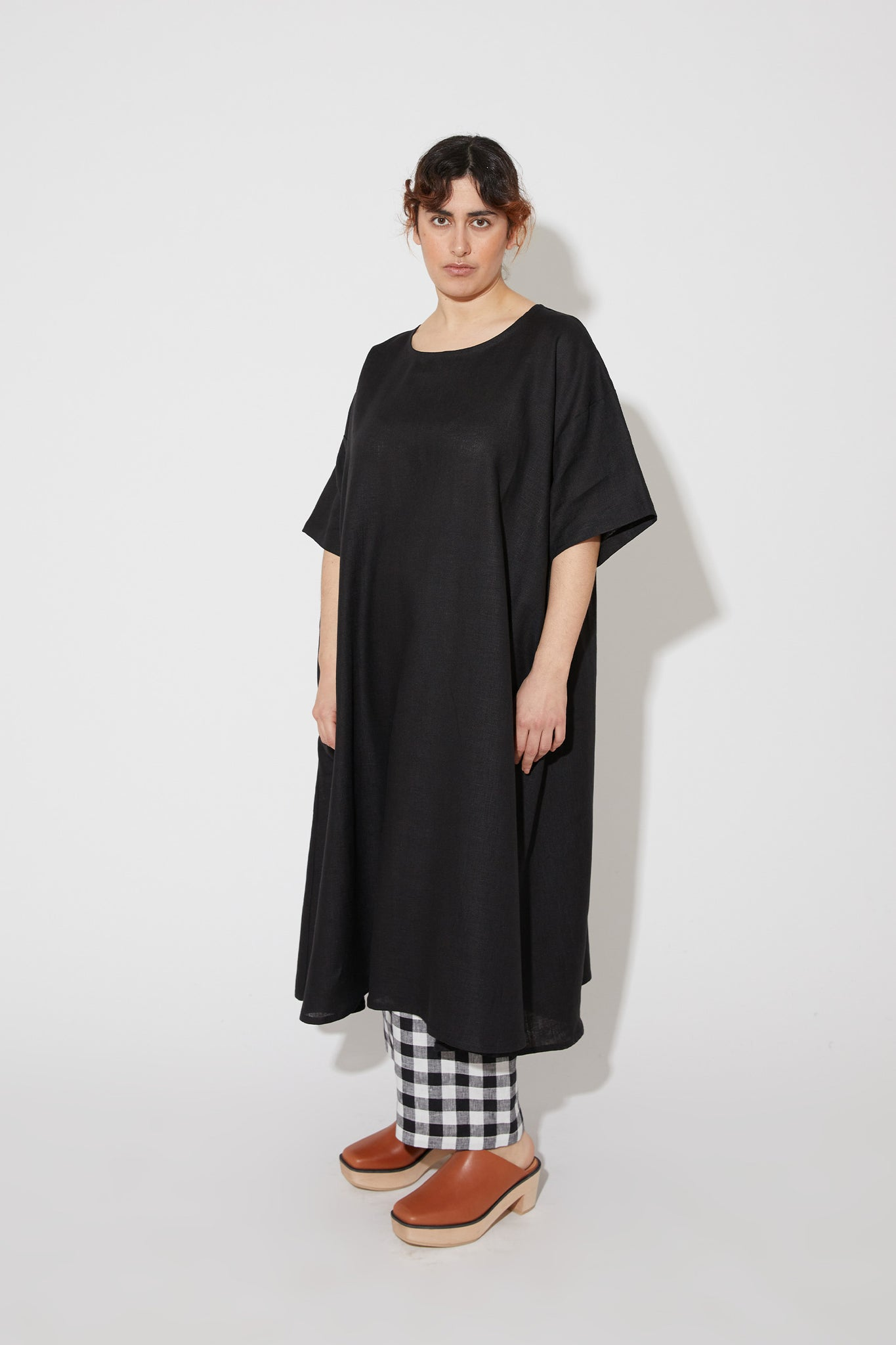 Lucie dress in black