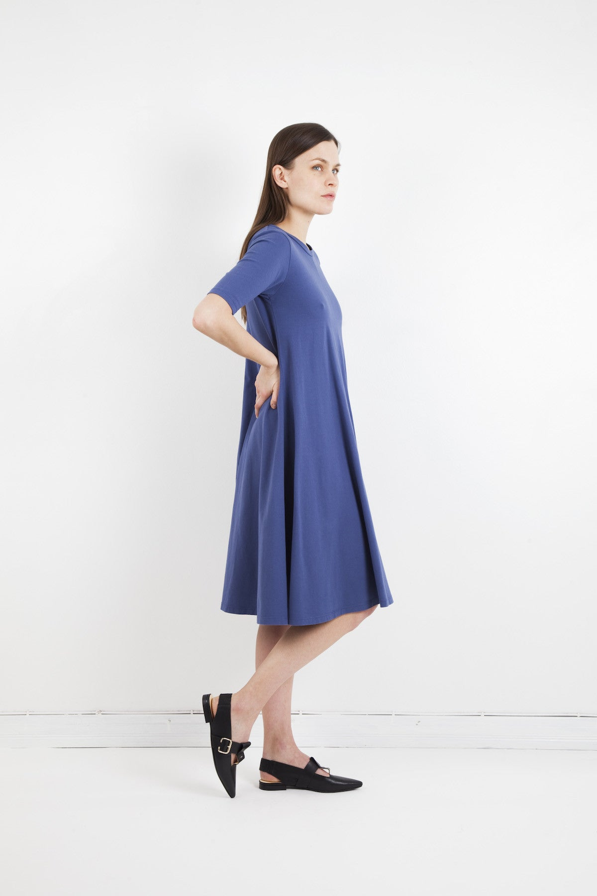 For Good: Blue Dress, size S
