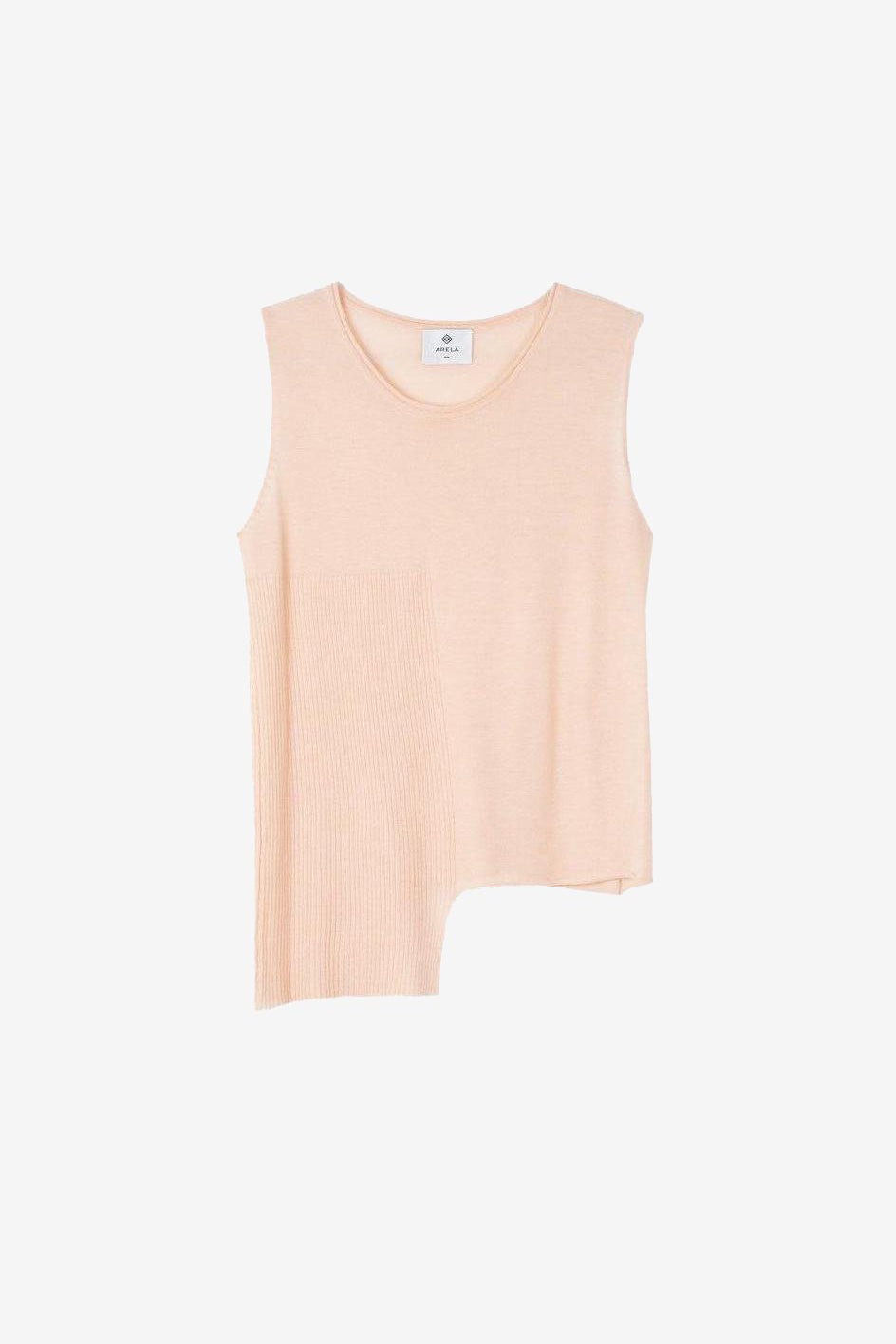 For Good: Peach Top, size XS