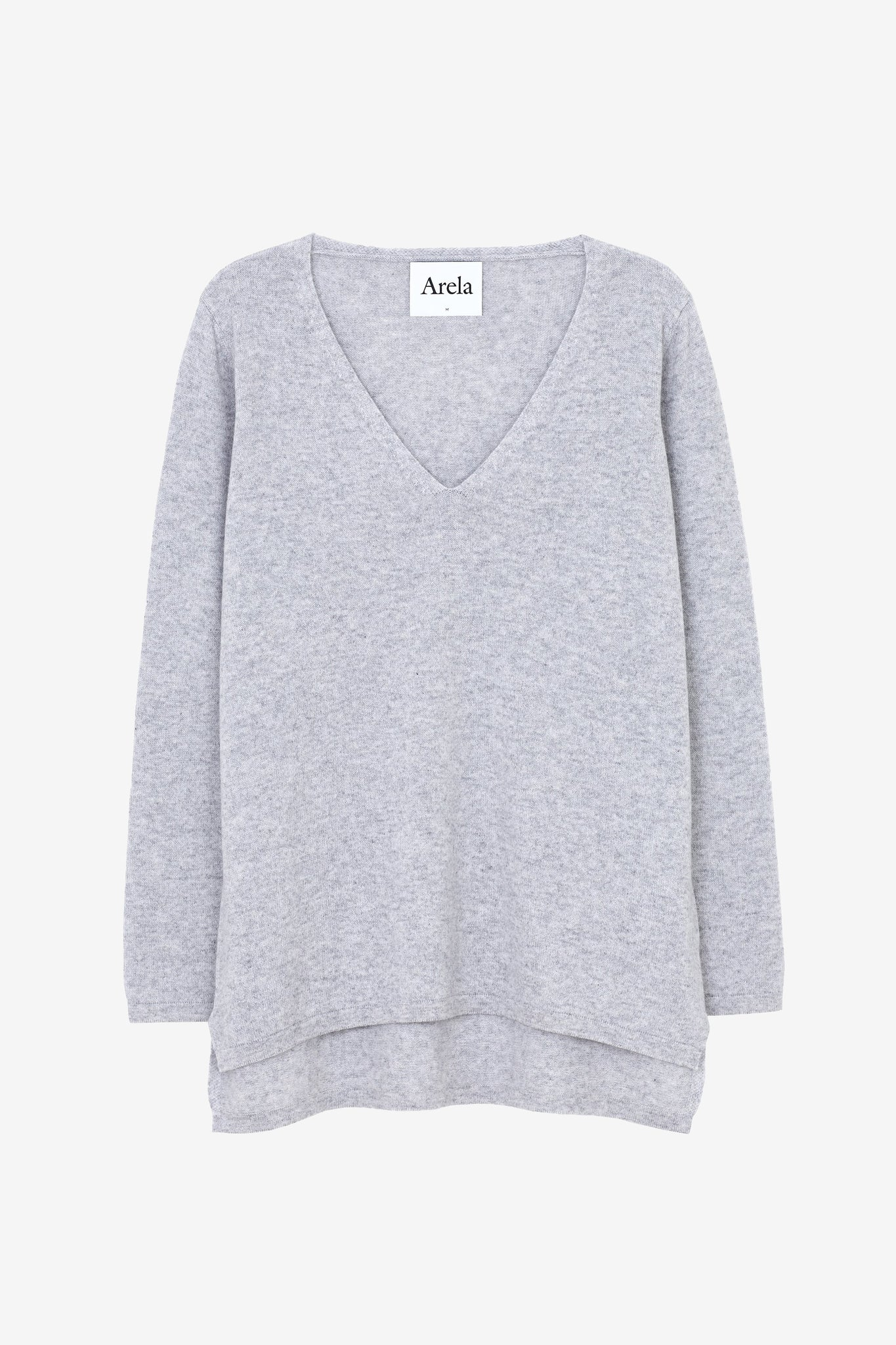Vija sweater in light grey