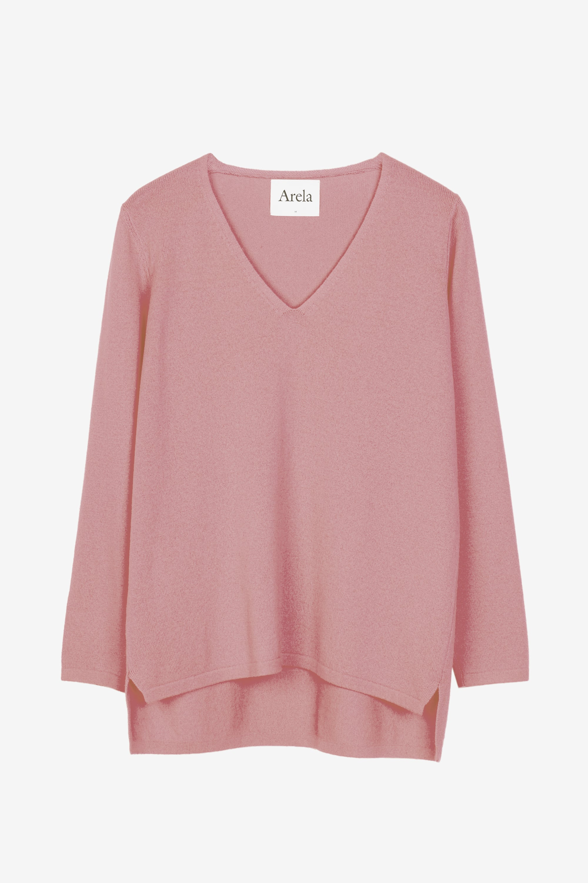 Vija sweater in rose