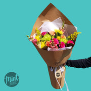 FLOWER BOUQUETS | Choose your colour palette, presentation and size