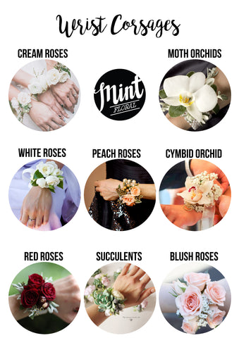 BALL CORSAGES