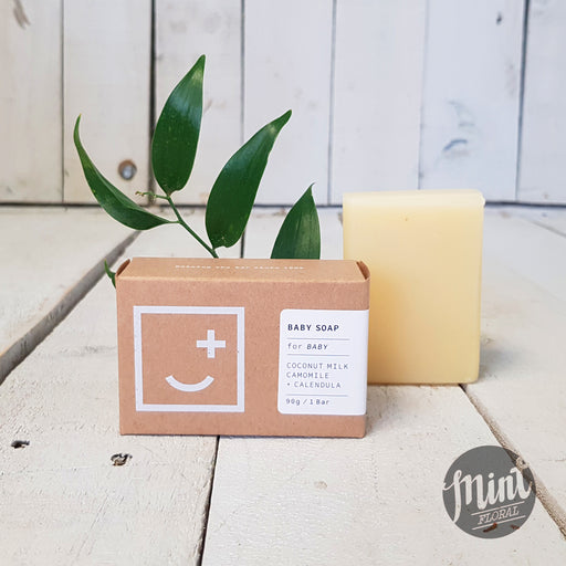 Hand Crafted Gentle Baby Soap