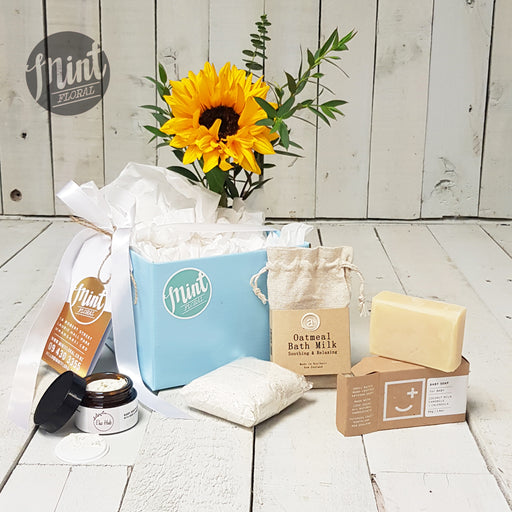 Newborn Natural Baby Boy Gift Box