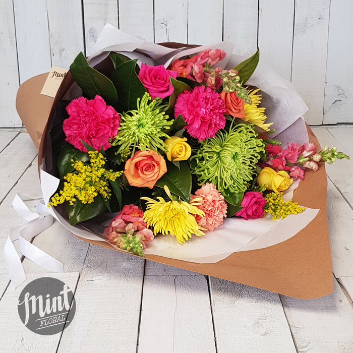 Subscription Flowers - Bright
