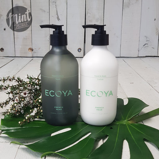 Ecoya Deluxe Duo Body Care Set