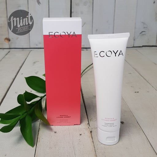 Ecoya Fragranced Hand Cream
