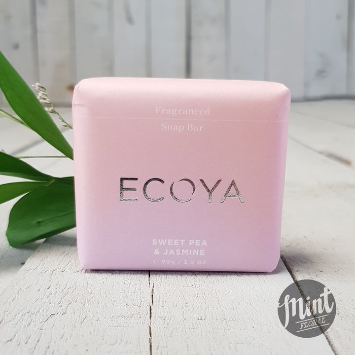 Ecoya Fragranced Creamy Soap Bar