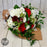 CHRISTMAS 2020 - Strawberries and Cream Wrapped Bouquet