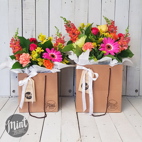 Fruity Bouquet Bag