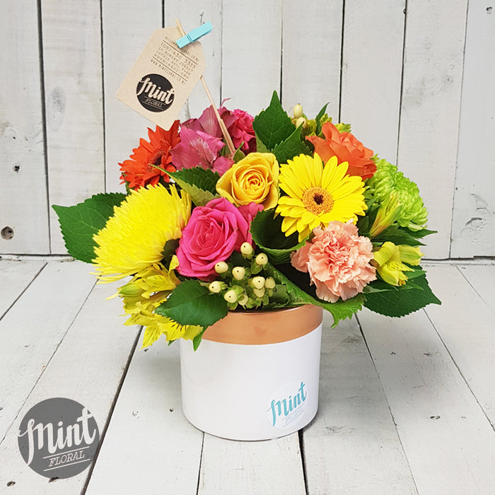 Florist Wildcard Posy Pot