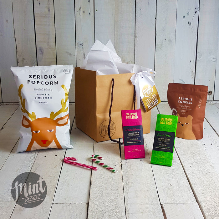 CHRISTMAS 2020 - Festive Fun Gift Bag