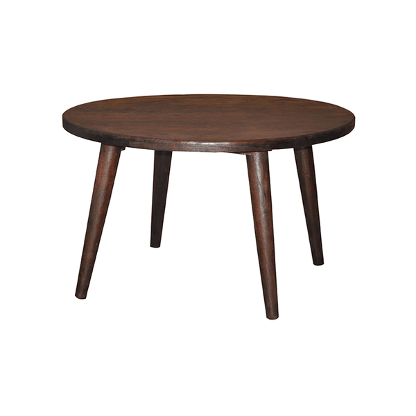 Buy Global Home Round Dining Table Sand Blasted HC 204 Online India Haveli