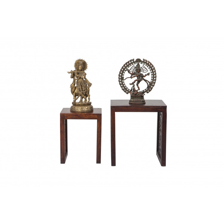 """These 6 Pieces Of Colorful Furniture Are Absolute Must Haves: Maharaja Style Furniture In India Tagged""""side Table"""""""