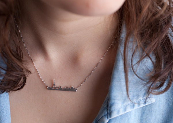 Collier Skyline Paris