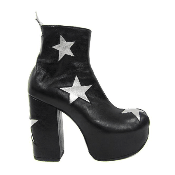 Glam Boots - 5 Stars