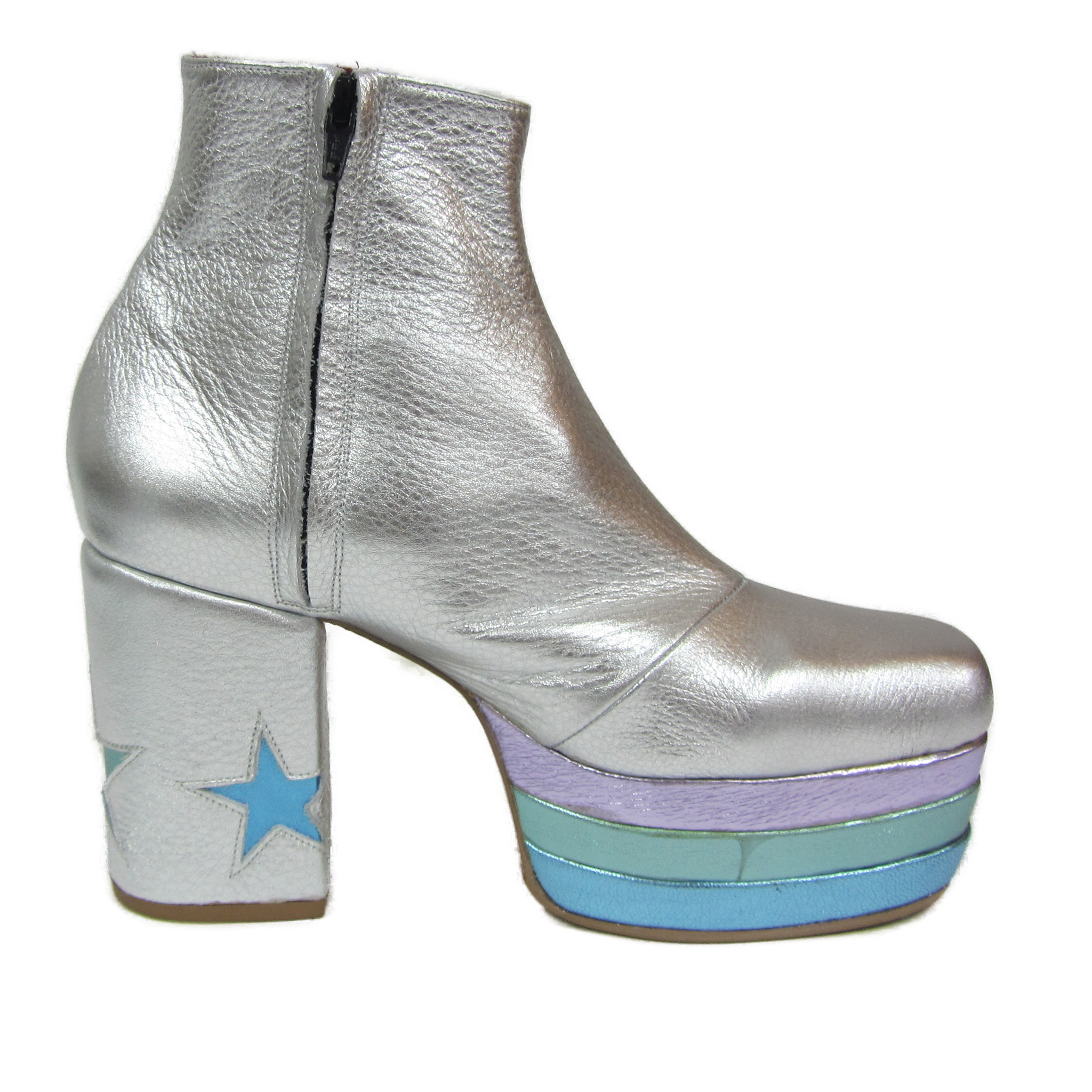 Glam Boots - Angel platform