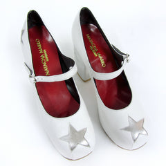 Star Mary Janes