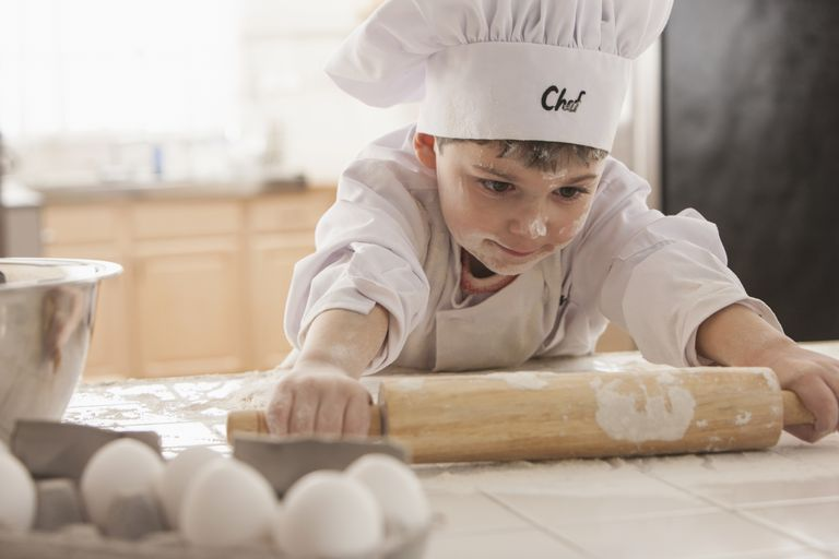 Engaging Children in The Kitchen +  2 kids friendly Recipes