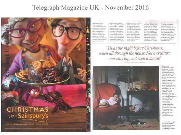 The Telegraph - My little Shop in the Press - nightwear - Life of kids in Pyjamas
