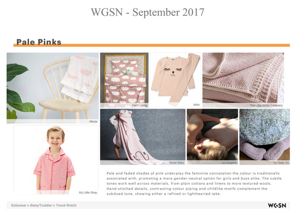 WGSM - My little Shop in the Press - nightwear for kids - Life of kids in Pyjamas