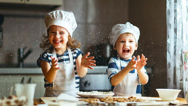 Engaging Children in The Kitchen + 2 kids friendly Recipes – My ...