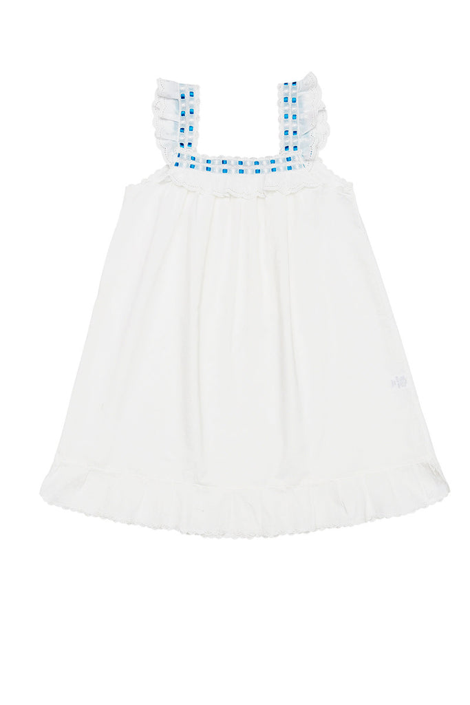 40ea445ae48c Angel Girls Night Dress - My little Shop nightwear for kids