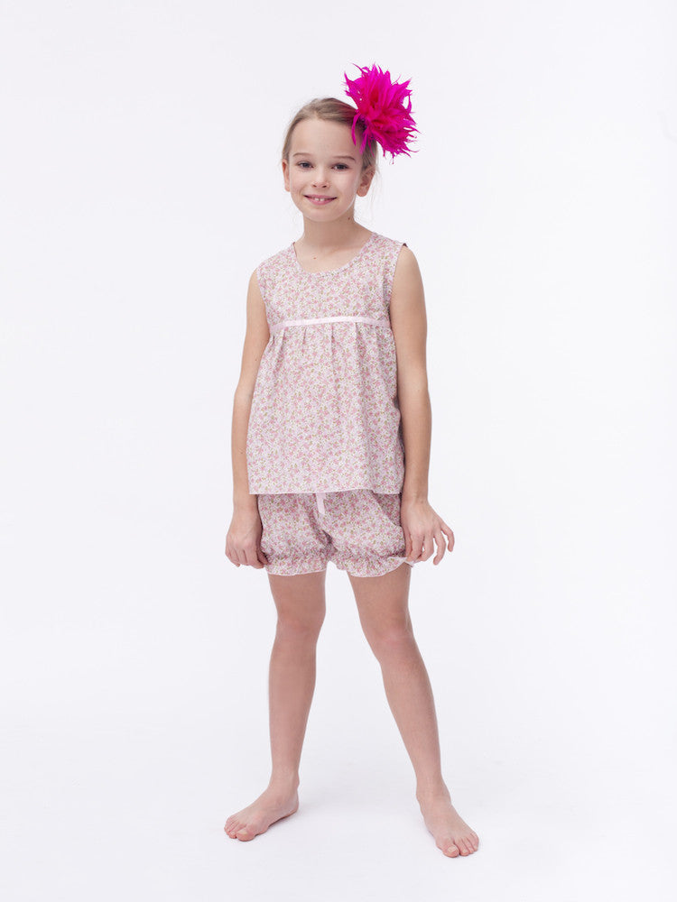 Fleur girls pyjamas My little shop nightwear