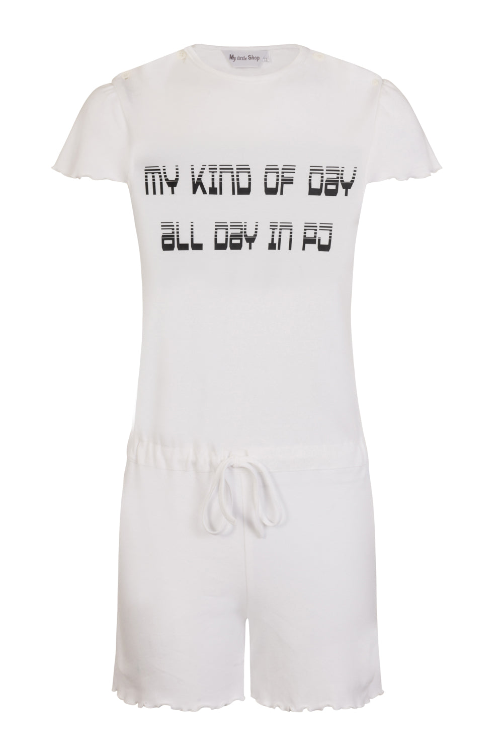 Day Girls Jumpsuit Organic
