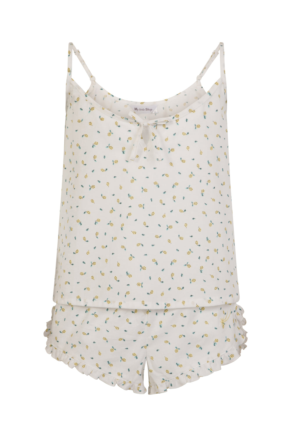 Sunshine Girls Pyjamas Organic