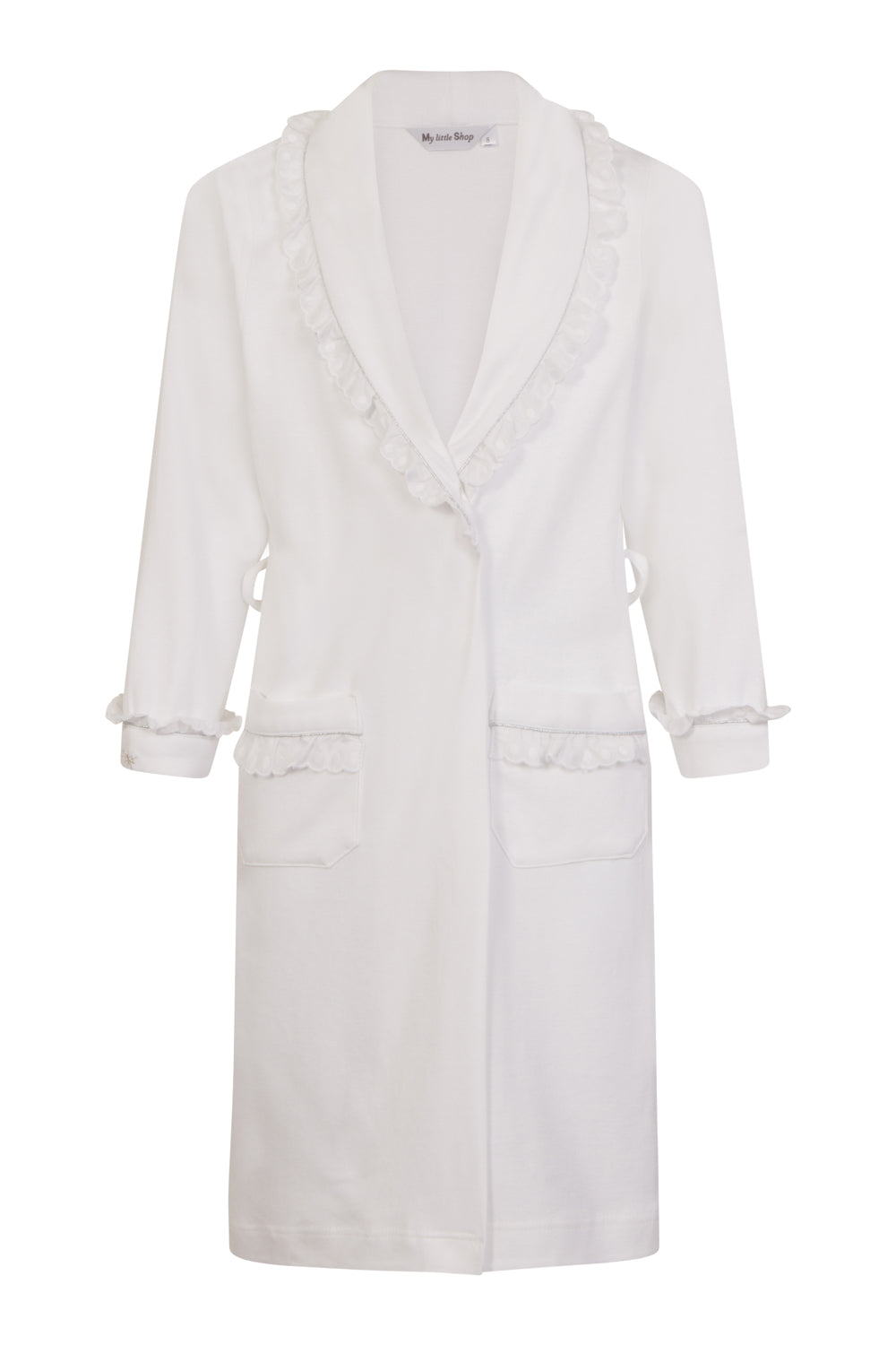 Sweety Organic Cotton Girls Bathrobe