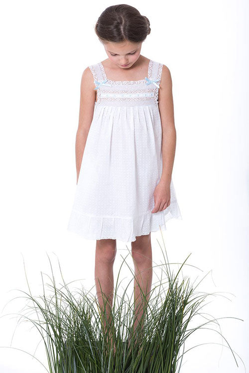 Audrey Girls Night Dress