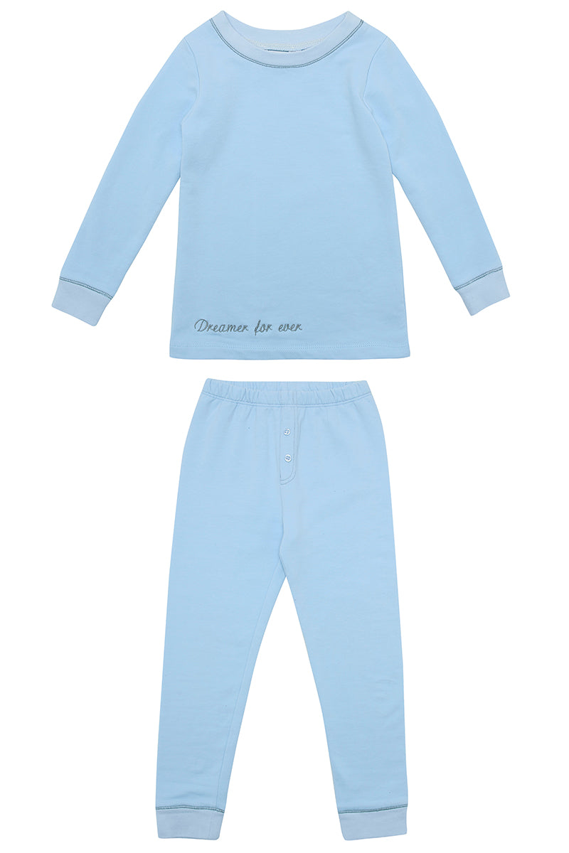 d79805bfd6db Dreamer Blue Boys Skinny Pyjamas – My little Shop