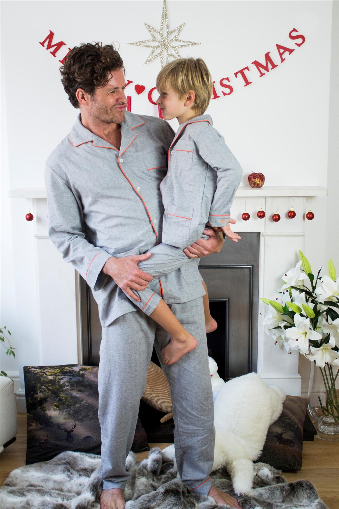 matching-adults-and-kids, matching-boys-girls, matching-christmas-pyjamas-sale