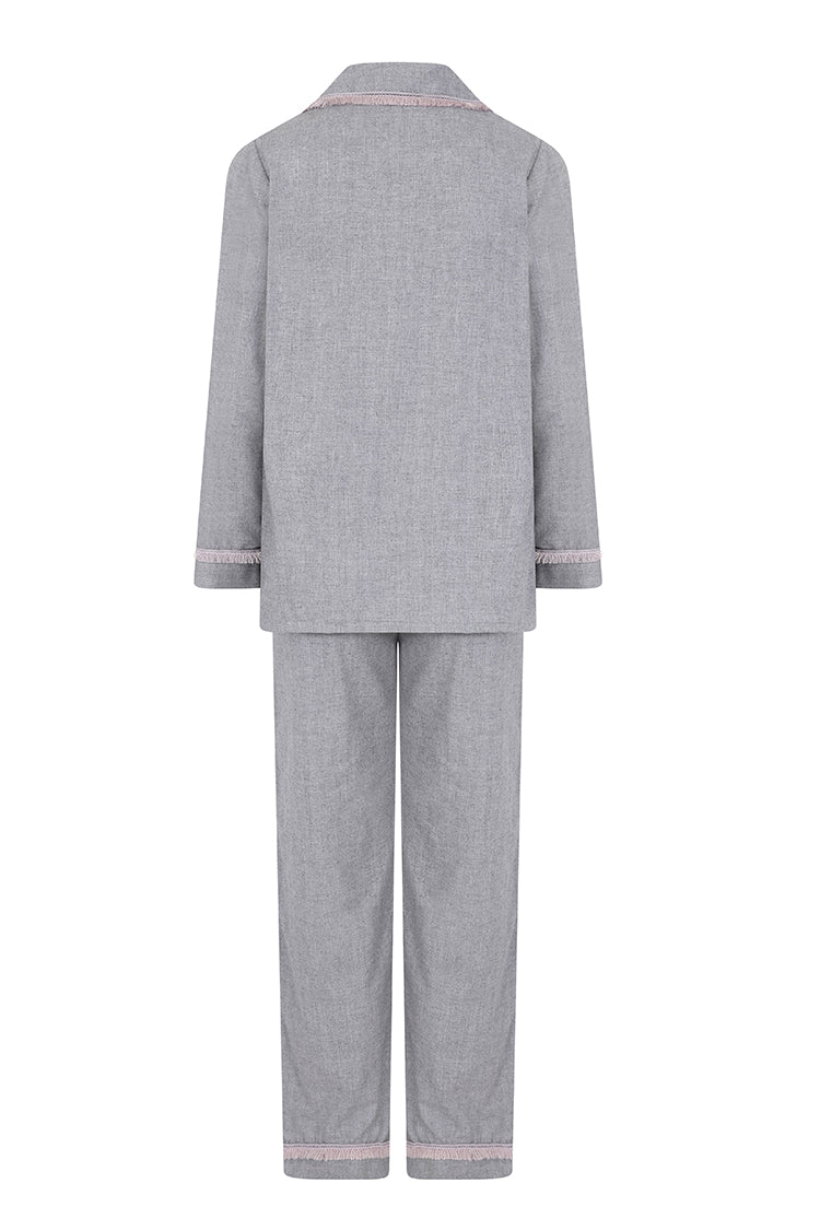 Linda Grey Woman Pyjamas