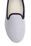 Lucas boys stripes slippers - My little Shop nightwear for kids - accessories