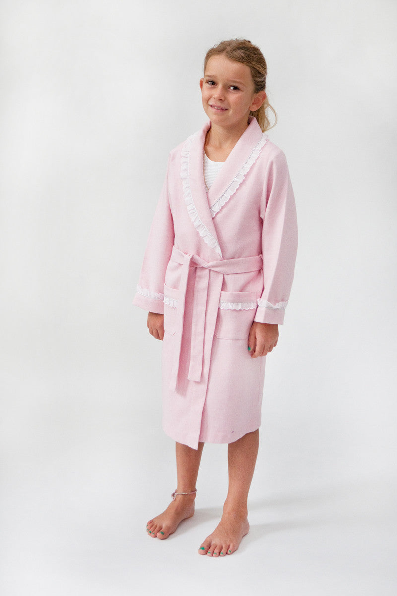 Bella Girls Bathrobe