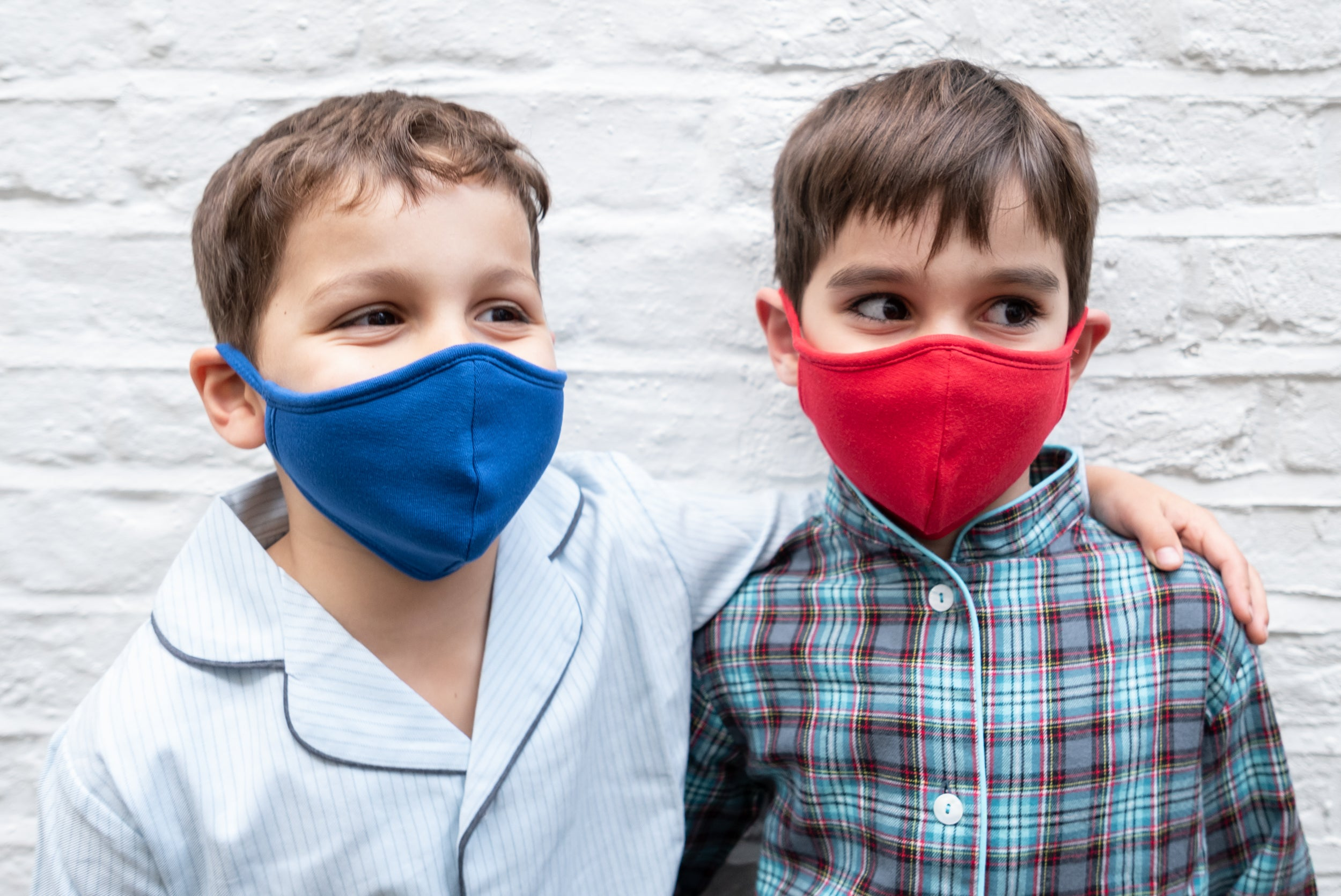 PRE-ORDER Blue Eco-Friendly Boys Mask