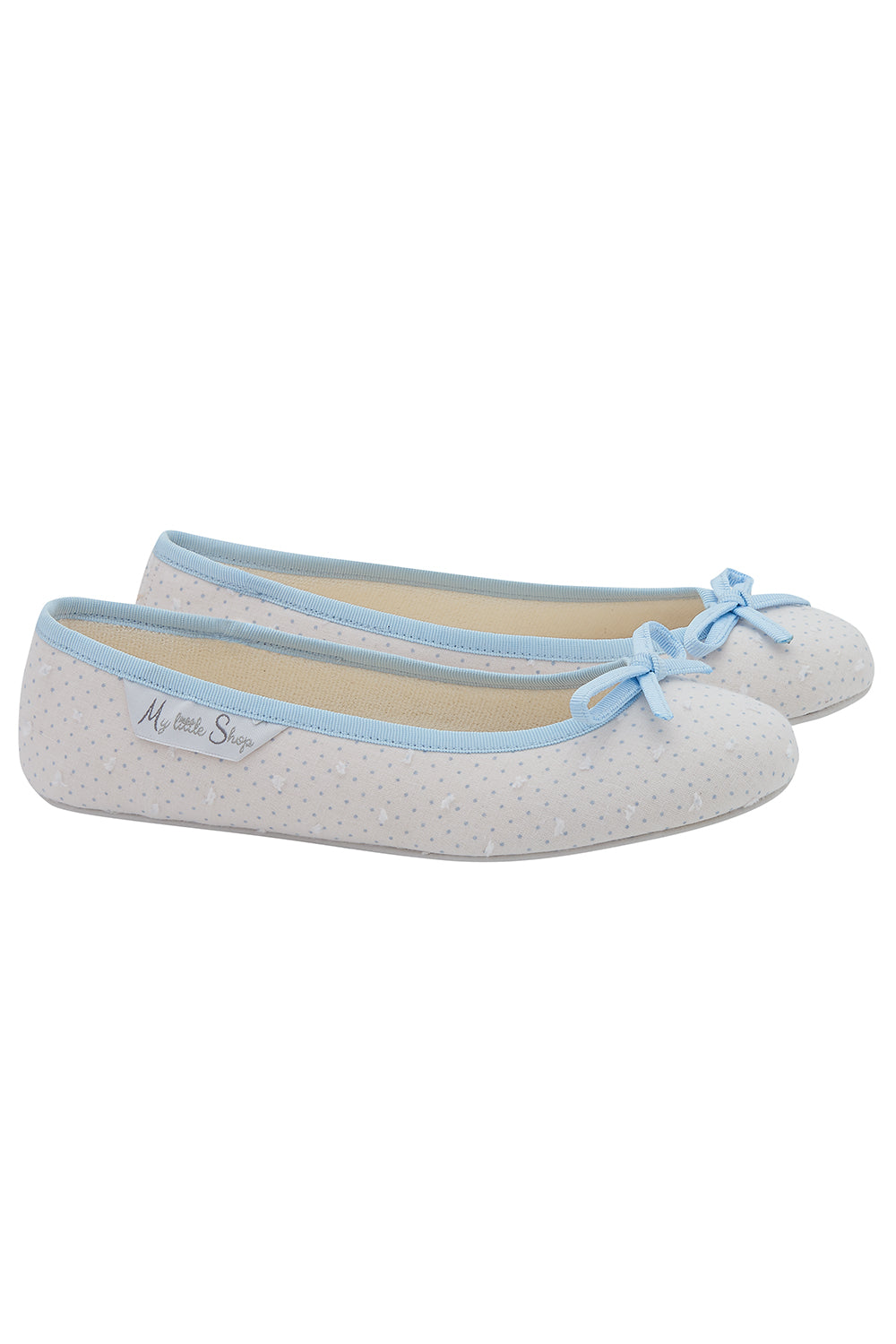 Bleuet Girls Slippers