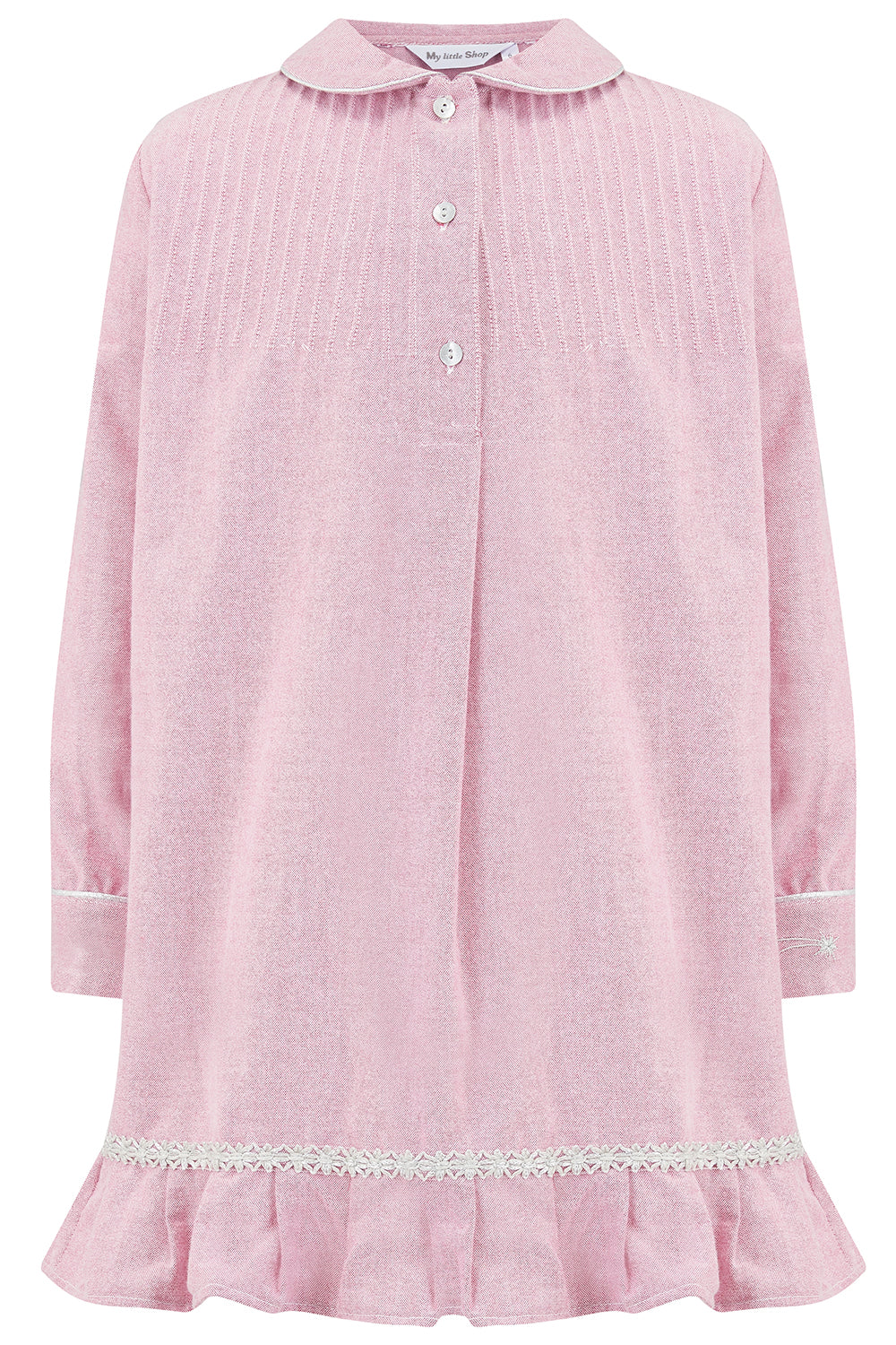 Debie Pink Girls Nightgown