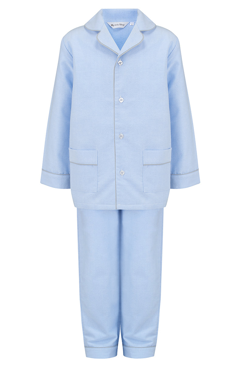 Ben Boys Blue Children Pyjamas