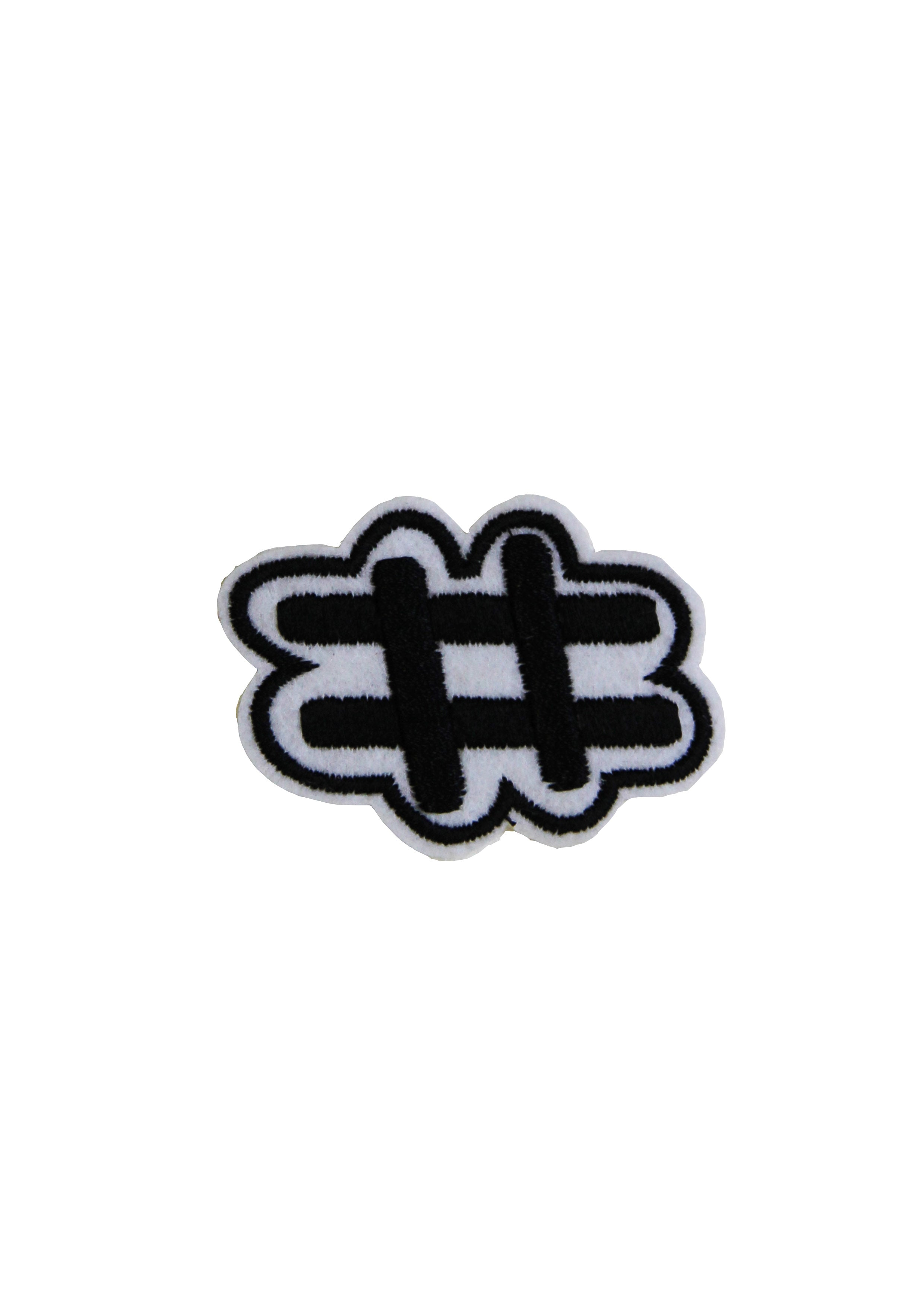 Hashtag patch