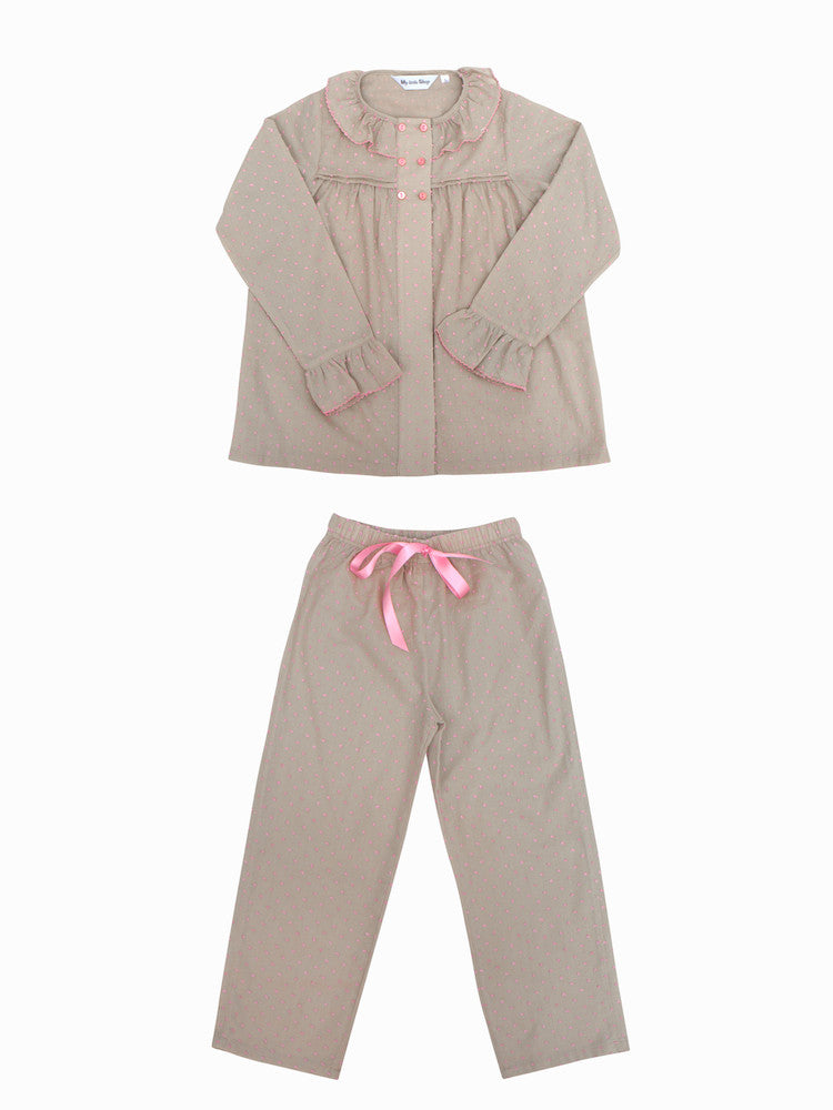 Ines girls pyjamas My little shop nightwear