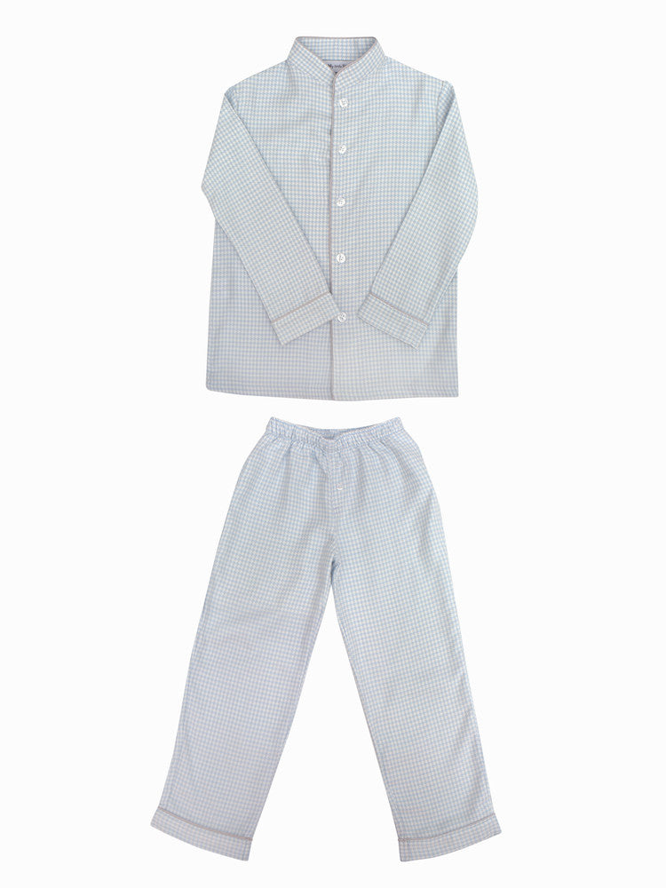 Leon Boys Blue Children Pyjamas